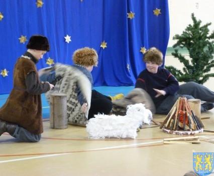 Jasełka Bożonarodzeniowe w kamienieckiej szkole (3)