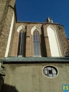 Remont witraży w kościele parafialnym (3)
