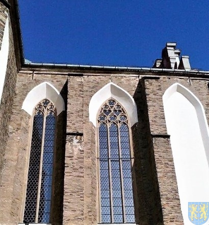 Remont witraży w kościele parafialnym (4)