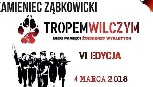"""Pobiegną """"Tropem Wilczym"""" w Kamieńcu Ząbkowickim"""