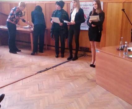 Sukces gimnazjalistów z Kamieńca Ząbkowickiego (4)
