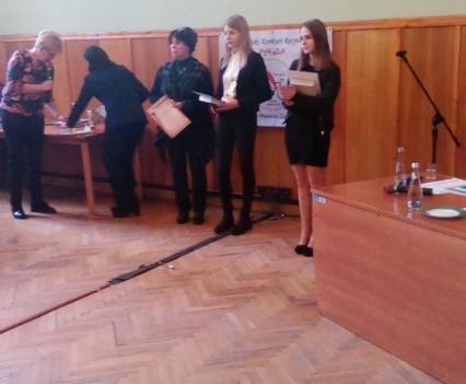 Sukces gimnazjalistów z Kamieńca Ząbkowickiego (5)