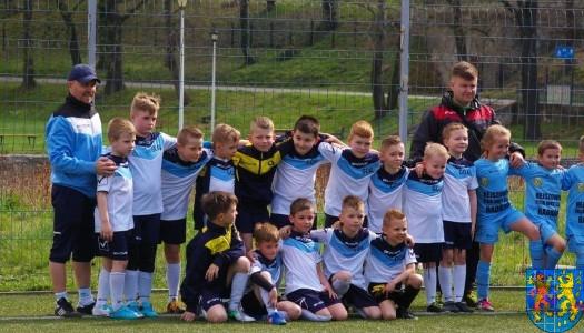 Akademia Piłkarska GOAL Kamieniec Ząbkowicki gra w lidze MiniEUROLAND