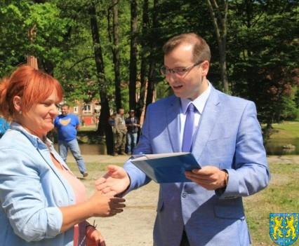 Kamieniecka Wiosna Tulipanów 2018 kronika (24)