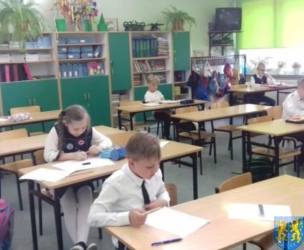 Konkurs MATEHEMATICUS  w klasach trzecich (1)