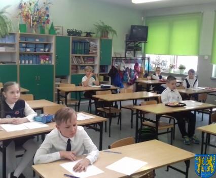 Konkurs MATEHEMATICUS  w klasach trzecich (3)
