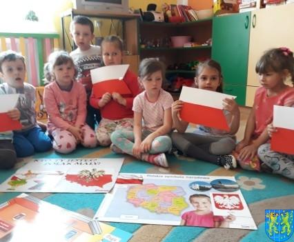Lekcja patriotyzmu wśród przedszkolaków (3)