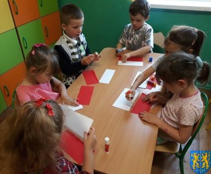 Lekcja patriotyzmu wśród przedszkolaków (7)