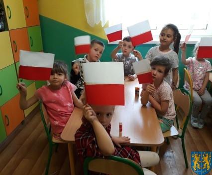Lekcja patriotyzmu wśród przedszkolaków (9)