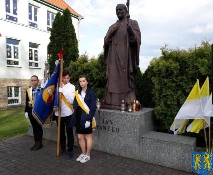 Pamiętamy o naszym Patronie świętym Janie Pawle II (19)