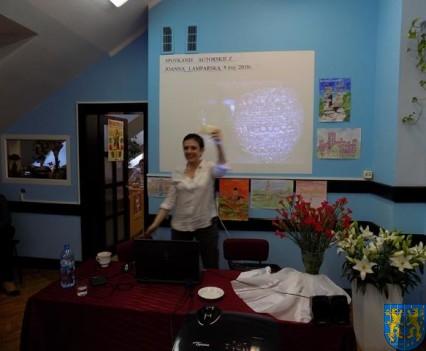 Spotkanie autorskie w kamienieckiej szkole (11)