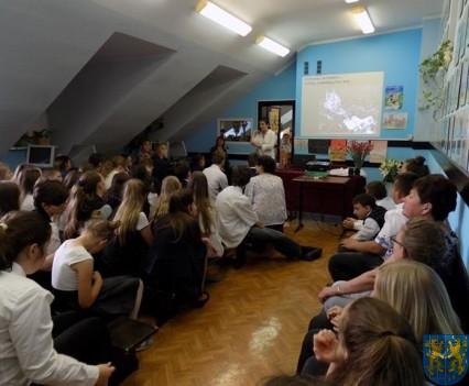 Spotkanie autorskie w kamienieckiej szkole (14)