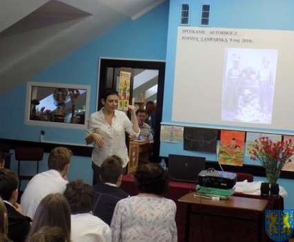 Spotkanie autorskie w kamienieckiej szkole (3)