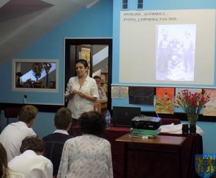 Spotkanie autorskie w kamienieckiej szkole (4)