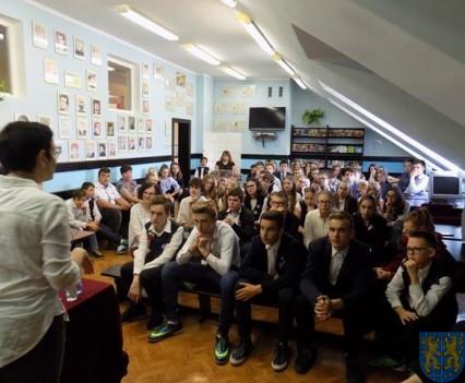 Spotkanie autorskie w kamienieckiej szkole (6)