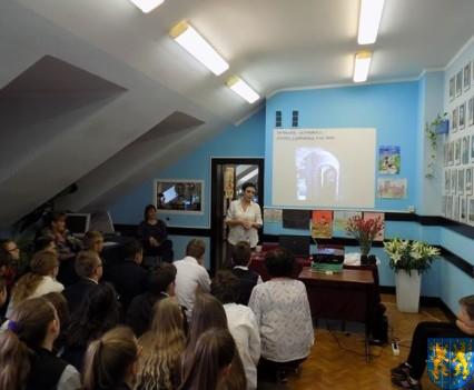 Spotkanie autorskie w kamienieckiej szkole (9)