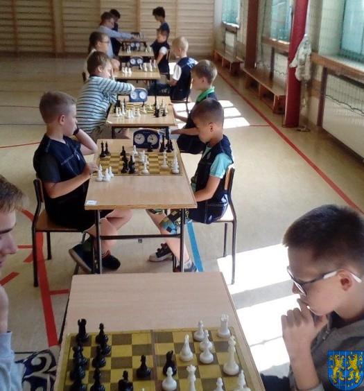 Szachowe mistrzostwa kamienieckiej Jedynki (1)