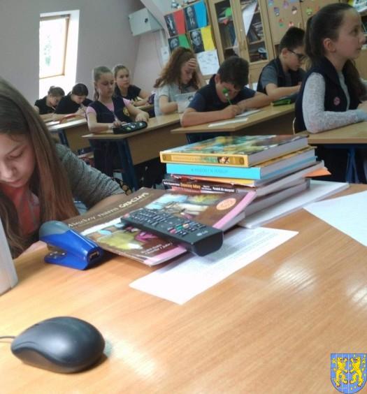 Szkolny Konkurs Ortograficzny O Złote Pióro Wójta Gminy Kamieniec Ząbkowicki (1)