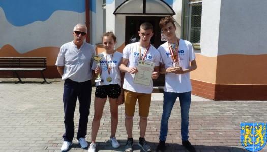 Uczniowie kamienieckiej Jedynki jadą na Mistrzostwa Polski w turnieju BRD!