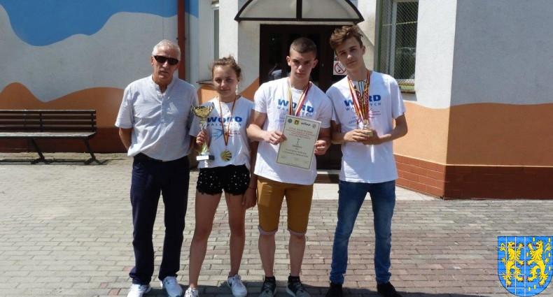 Uczniowie kamienieckiej jedynki jadą na Mistrzostwa Polski w turnieju BRD (1)