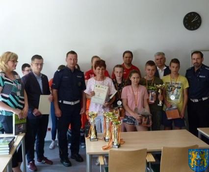 Uczniowie kamienieckiej jedynki jadą na Mistrzostwa Polski w turnieju BRD (20)