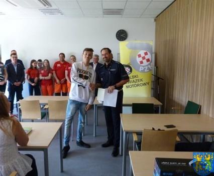 Uczniowie kamienieckiej jedynki jadą na Mistrzostwa Polski w turnieju BRD (22)