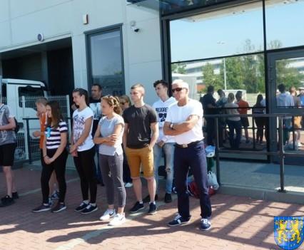 Uczniowie kamienieckiej jedynki jadą na Mistrzostwa Polski w turnieju BRD (3)