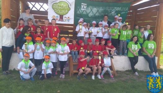 VII Przedszkolna Olimpiada Sportowa