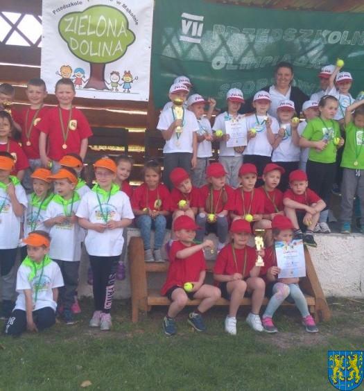 VII Przedszkolna Olimpiada Sportowa (31)