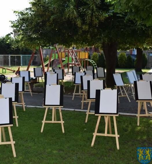 Przedszkolaki pięknie malują (1)