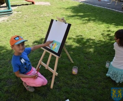 Przedszkolaki pięknie malują (11)