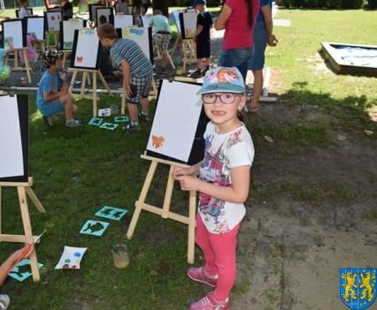 Przedszkolaki pięknie malują (12)