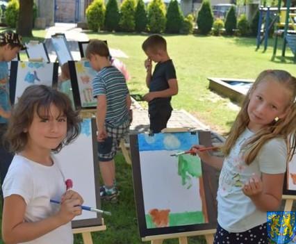 Przedszkolaki pięknie malują (17)