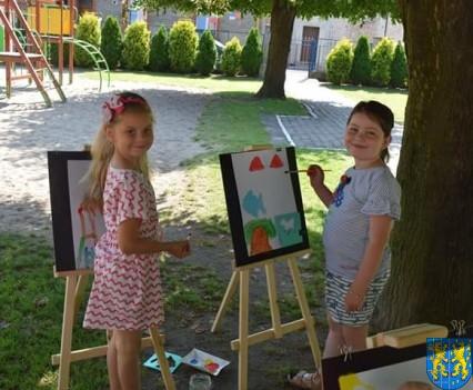 Przedszkolaki pięknie malują (20)