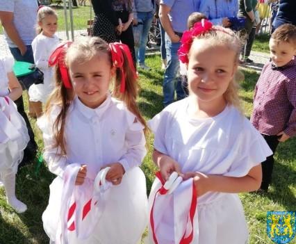 Przedszkolaki z Baśniowej Krainy kolejny raz na Święcie Tulipanów (11)