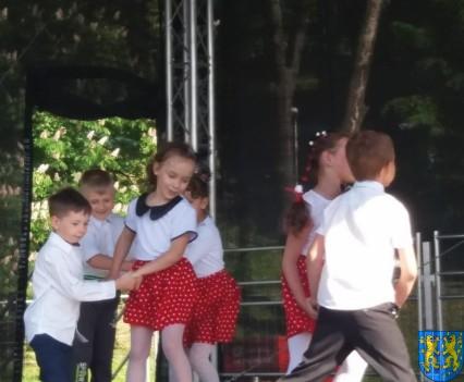 Przedszkolaki z Baśniowej Krainy kolejny raz na Święcie Tulipanów (5)
