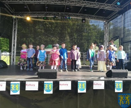 Przedszkolaki z Baśniowej Krainy kolejny raz na Święcie Tulipanów (6)