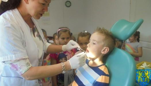 Spotkanie ze stomatologiem
