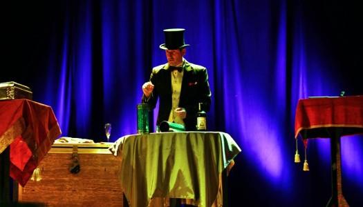 Sztuka magii i iluzji – zaproszenie
