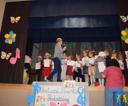 X Festiwal Piosenki Przedszkolnej (2)