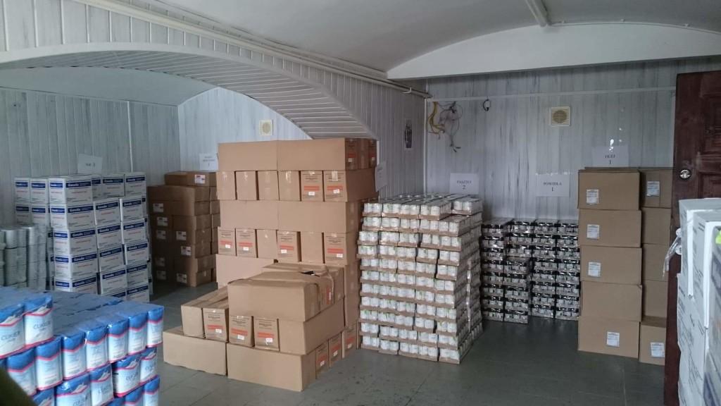 Pomoc Żywnościowa w gminie Kamieniec Ząbkowicki podsumowanie (1)