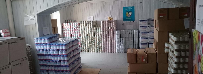 Pomoc Żywnościowa w gminie Kamieniec Ząbkowicki podsumowanie (2)