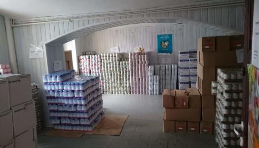 Pomoc Żywnościowa w gminie Kamieniec Ząbkowicki – podsumowanie