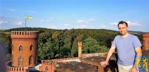 Pałac Marianny Orańskiej rewitalizacja trwa (2)