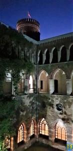 Pałac Marianny Orańskiej widziany nocą (5)