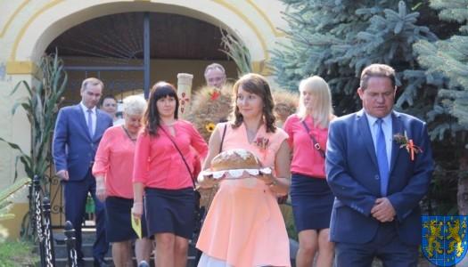 Światło pszennego chleba – dożynki w Sosnowej
