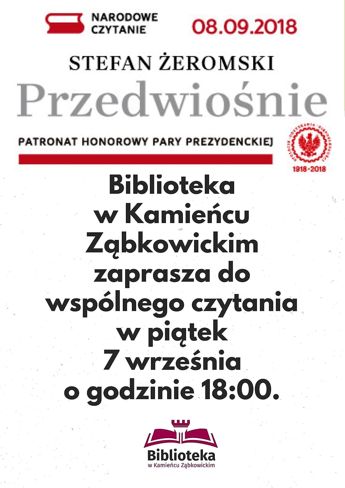 Narodowe Czytanie Przedwiośnia_01