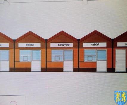 Nowy plac targowy w Kamiencu Zabkowickim (2)