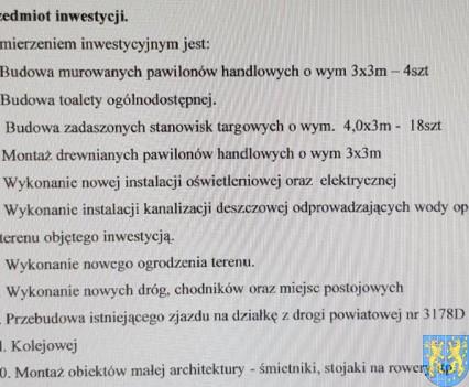 Nowy plac targowy w Kamiencu Zabkowickim (5)