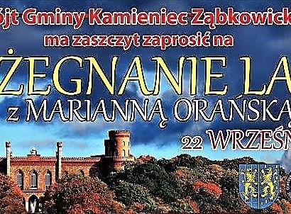 Pozegnanie Lata z Marianna Oranska 2018 zaproszenie (1)